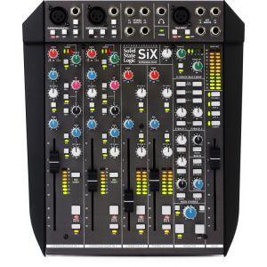 Mixer Analog SSL SiX