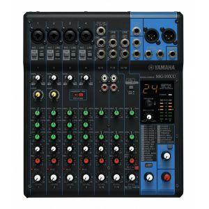 Mixer analog Yamaha MG 10 XU
