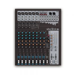 Mixer Analog LD Systems VIBZ 12 DC