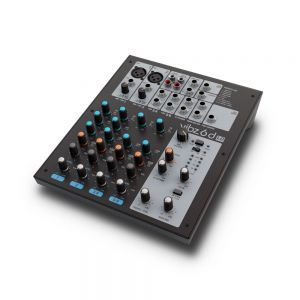 Mixer Analog LD Systems VIBZ 6 D