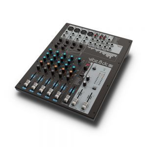 Mixer Analog LD Systems VIBZ 8 DC