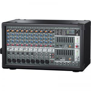 Mixer cu putere Behringer PMP 2000 Europower