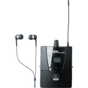 Monitor In-ear AKG SPR 4set