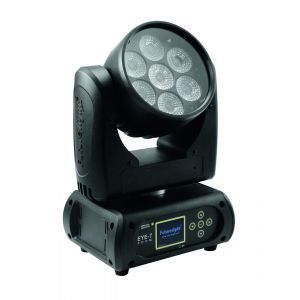 Moving Head Futurelight EYE 7 Zoom Led Wash