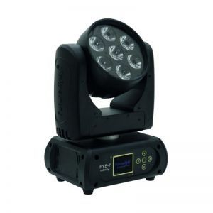 Moving head Futurelight Eye 7.i Zoom Led Was
