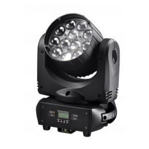 Moving head Ignition Led Contour Ambience Wash 12 Zoom