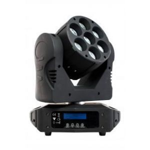 Moving head Varytec Led Real Beam 7 RGBW