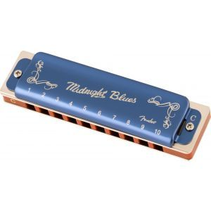 Fender Midnight Bues C Harmonica