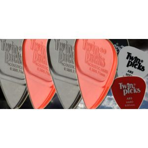 Pana chitara dubla Twin Picks