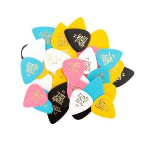 Ernie Ball 9180 Assorted Pick Heavy