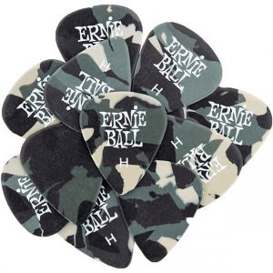 Ernie Ball 9223 Camouflage Pick Heavy