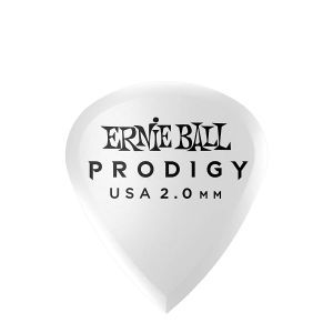 Ernie Ball Prodigy White Mini 2.0mm 9203
