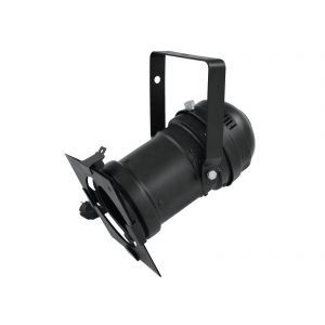 Eurolite PAR-46 Spot CDM-70 E-27 Black