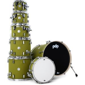 PDP by DW Concept Maple Satin Olive