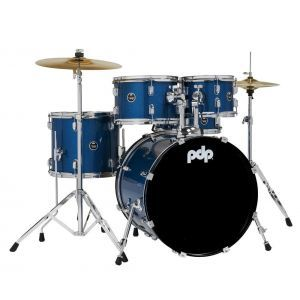 PDP by DW Centerstage Blue Sparkle