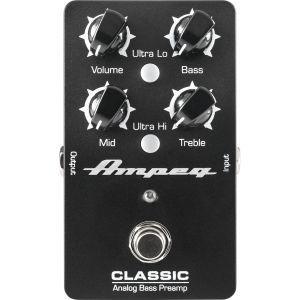 Pedala Efect Chitara Ampeg Classic Analog Bass Preamp