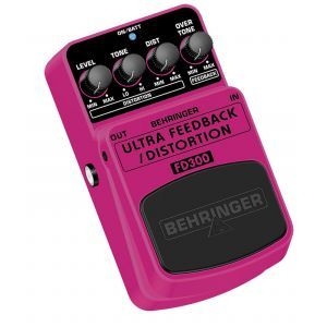 Pedala Efect Chitara Behringer  FD 300 Ultra Feedback Distortion
