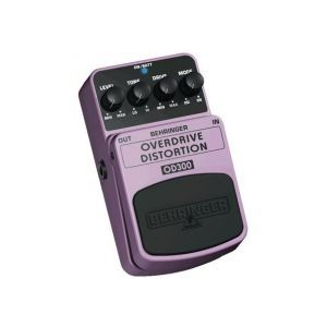 Behringer OD 300 Overdrive Distortion
