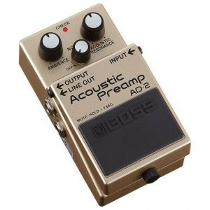 Pedala efect chitara Boss AD 2 Acoustic Preamp