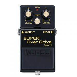 Boss SD-1-4A 40 Th Anniversary Limited Edition