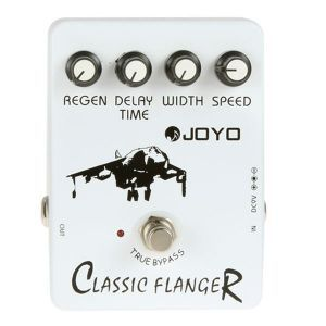 Pedala efect chitara Classic Flanger Joyo JF 07