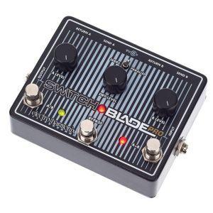 Pedala Efect Chitara Electro-Harmonix Switch Blade Pro