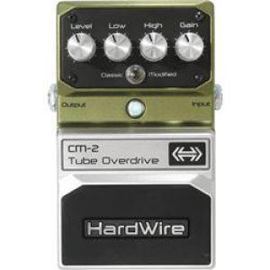 Hardwire CM 2 Tube Overdrive