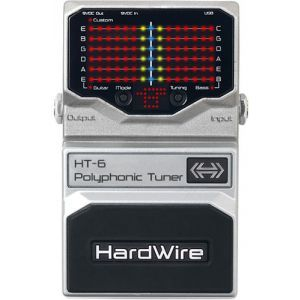 Hardwire HT 6 Polyphonic Tuner