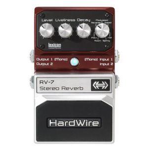 Hardwire RV 7 Stereo Reverb