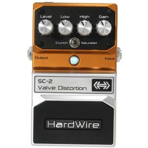 Hardwire SC 2 Valve Distortion