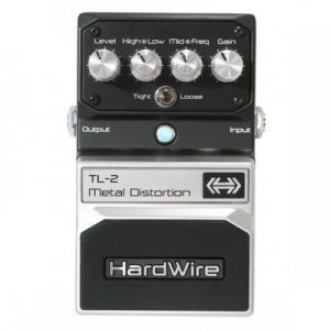 Pedala Efect Chitara Hardwire TL 2 Metal Distortion