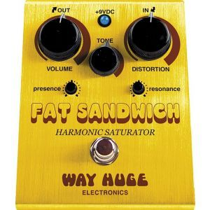 WAY Huge Electronics Whe301