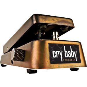 Pedala Efect Dunlop Crybaby WAH Jc95 Jerry Cantrell Signature