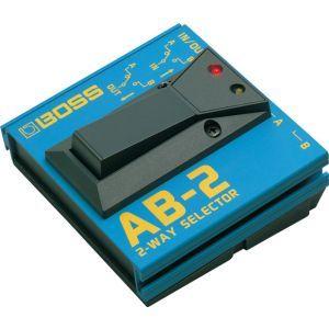 Pedala Selector Boss Ab-2
