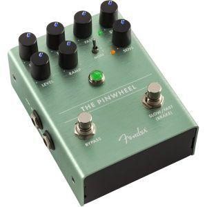 Pedala efect chitara Fender Pinwheel Rotary Speaker Emulator
