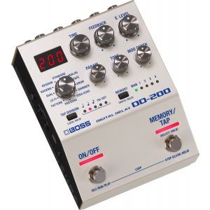 Pedala efect Boss DD 200 Digital Delay