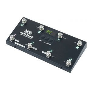 Footswitch DV Mark Multiamp Midiboard