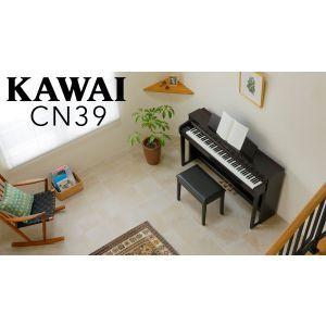 Kawai CN-39 Black SET