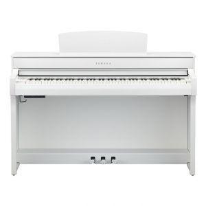 Set Pian Digital Yamaha CLP 745 White