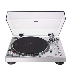 Audio Technica LP120X USB Silver