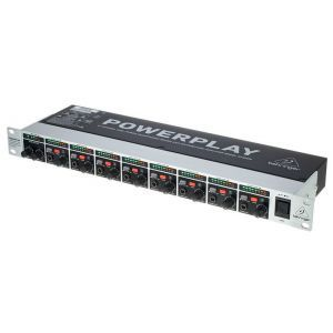 Preamplificator Casti Behringer Powerplay HA8000