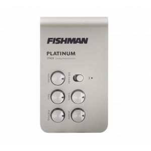 Preamplificator Fishman Platinum stage EQ F PRO-PLT-301