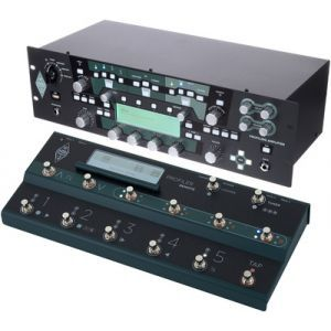 Kemper Profiling Amp Rack Black Set