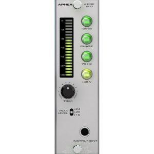 Preamplificator Microfon Aphex A PRE 500