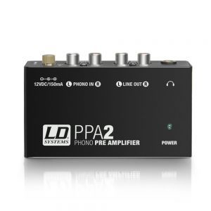Preamplificator Phono LD Systems PPA-2
