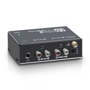 LD Systems PPA-2 Phono Preamplifier