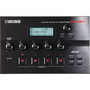 Procesor si Efecte Boss GT 001