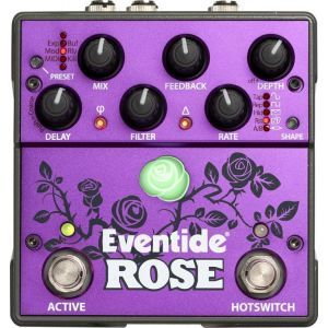 Procesor chitara Eventide Rose Delay Pedal