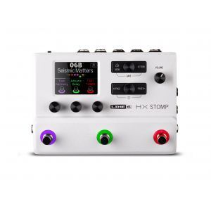 Line 6 HX Stomp White Special Edition