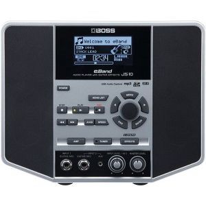 Procesor Chitara/audio Player Boss Js-10 Eband